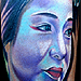 Tattoos - Blue Geisha - 32458
